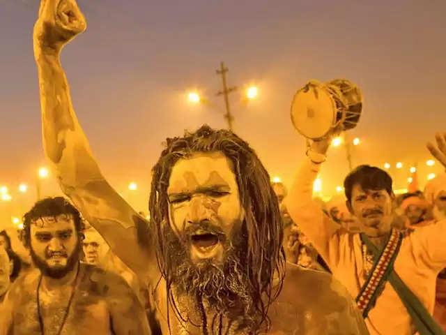 Kumbh Mela 2019 : देखिए कुंभ मेले के शानदार नजारे,देखिये फोटोज